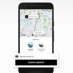 Zrzut ekranu 4 - Screen przedstawia widok aplikacji Android Pay na ekranie smartfona.