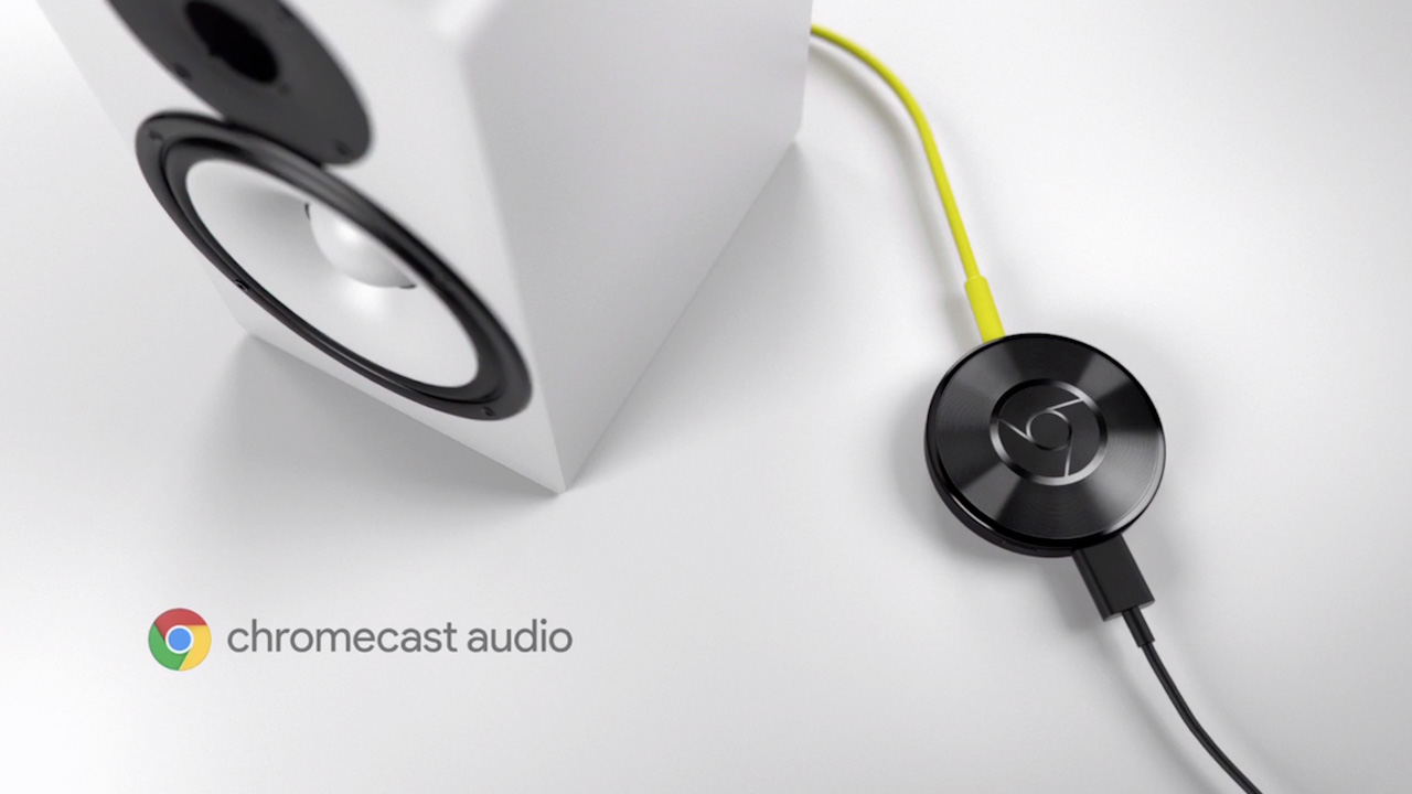 "Ilustracja do: ""RC#2 - Google Chromecast Audio – I gra muzyka!"""